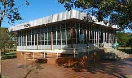 São Luiz Gonzaga - São Luiz Gonzaga-RS-Atual prédio da Prefeitura Municipal e Museu Arqueológico-Foto:www.saoluizgonzaga.rs.