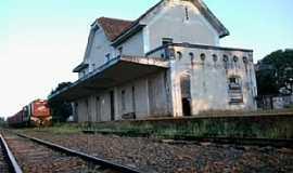 São Luiz Gonzaga - São Luiz Gonzaga-RS-Estação Ferroviária em 2014-Foto:odilo