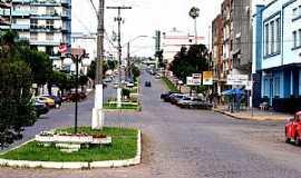 São Marcos - São Marcos-RS-Avenida Venâncio Aires-Foto:Sidnei José Romano