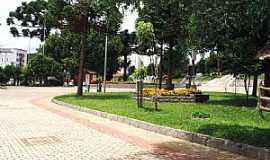 São Marcos - São Marcos-RS-Praça central-Foto:Sidnei José Romano