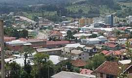 São Marcos - São Marcos-RS-Vista parcial da cidade-Foto:Gustavo Romano