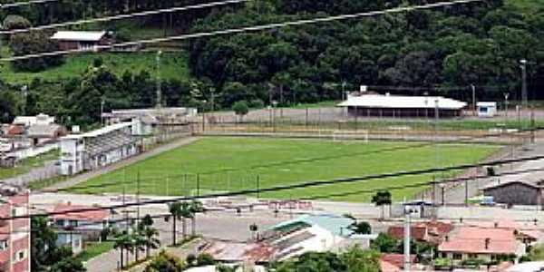São Marcos-RS-Estádio de Futebol-Foto:Sidnei José Romano