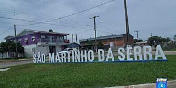 Imagens da cidade de São Martinho da Serra - RS