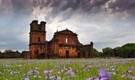São Miguel das Missões - Ruinas-Foto:Germano Schüür