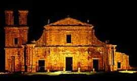São Miguel das Missões - Ruinas de São Miguel-Foto:Fábio Castro