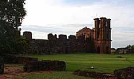 São Miguel das Missões - Ruinas das Missões Jesuíticas-Foto:Alex Carniel