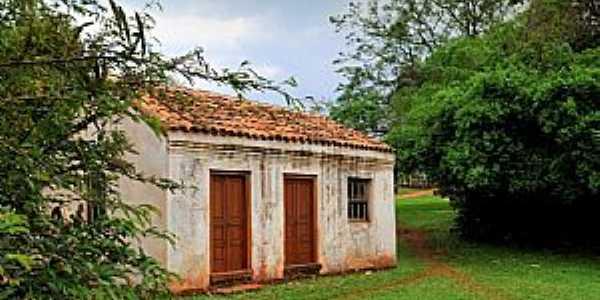 São Miguel das Missões-RS-Casa de passagem dos Índios Guaranis-Foto:Germano Schüür