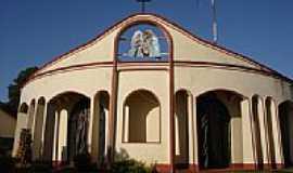 São Nicolau - Igreja-Foto:ciclosinos