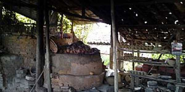 Maragogipinho-BA-Olaria de fabrica��o de cer�mica-Foto:Andre L. S. Lacerda