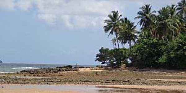 Maraú-BA-Praia Ponta do Mutá-Foto:Giuliano Novais