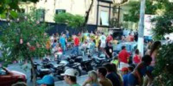Point rua 13 de Maio, Por Darlan Raymundo