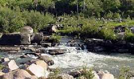 São Sepé - São Sepé-RS-Cachoeira da Pulquéria-Foto:Nilson Monteiro