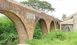 São Sepé - São Sepé-RS-Ponte no Lajeado do Moinho-Foto:Nilson Monteiro