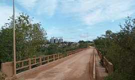São Sepé - São Sepé-RS-Ponte sobre o Rio São Sepé-Foto:dilmarlima