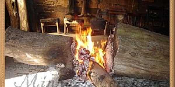 São Sepé-RS-O Fogo de Chão que não se apaga-Foto:MINHA QUERENCIA