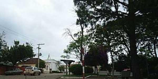 São Sepé-RS-Praça do Hospital-Foto:dilmarlima