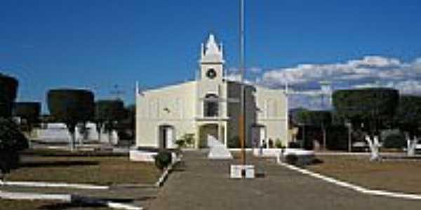 Igreja Católica de Marcionílio Souza-Foto:goissousa