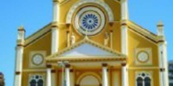 Igreja Matriz de sarandi-rs, Por M de Fatima Salino