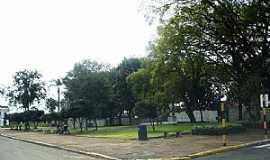 Seberi - Seberi-RS-Praça da Matriz-Foto:Felipe Stefaniack
