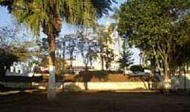 Sentinela do Sul - Pra�a-Foto:emerson borges