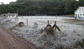 Sério - Campo do XV no inverno-Foto:Henrique André Manic…