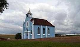Sertão - Igreja-Foto:AJBonatto