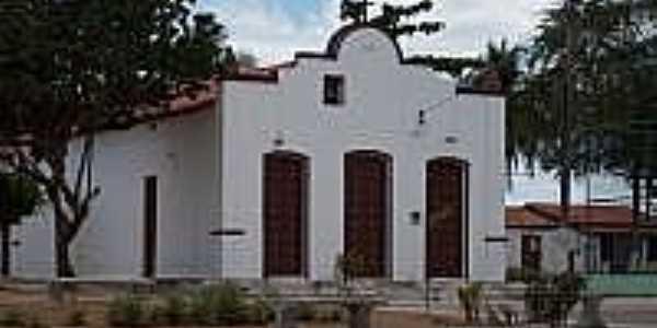 Igreja da Fazenda Conceição Distrito de Maria Quitéria-Foto:Andre L. S. Lacerda