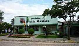 Sert�o Santana - Prefeitura Municipal-Foto:Ubirajara Cruz