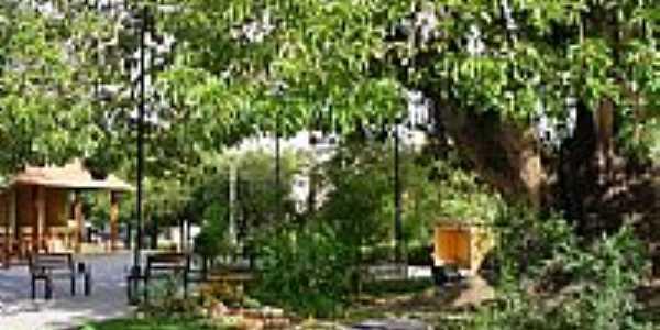 Praça-Foto:Ubirajara Cruz