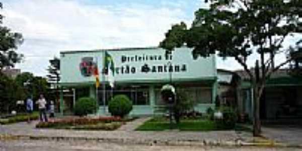 Prefeitura Municipal-Foto:Ubirajara Cruz