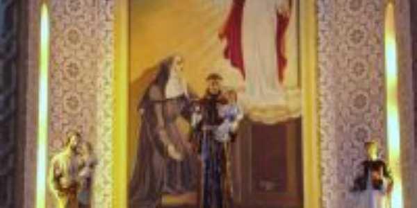 Altar Igreja Matriz Severiano, Por Verena Busatto