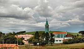 Silveira Martins - Silveira Martins-RS-Colégio Bom Conselho e Igreja Matriz-Foto:Croquezz