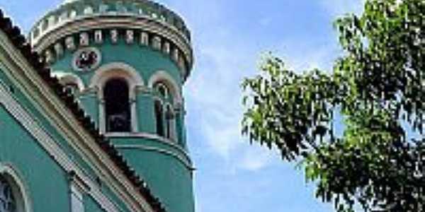Silveira Martins-RS-Torre da Igreja Matriz-Foto:Croquezz