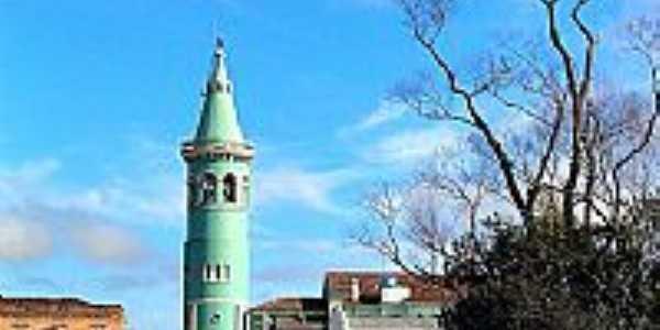 Silveira Martins-RS-Vista da Torre da Igreja Matriz-Foto:Croquezz