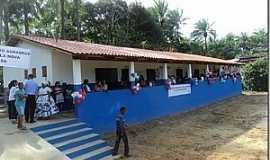 Maricoabo - Maricoabo-BA-Inauguração da Escola-Foto:pelegrini.org