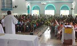 Maricoabo - Maricoabo-BA-Missa em Louvor à São José,Padroeiro da cidade-Foto:valenca.ba.gov.br