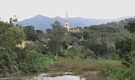 Sinimbu - Vista da Igreja Evangélica-Foto:hermomtes
