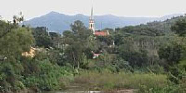 Vista da Igreja Evangélica-Foto:hermomtes