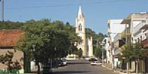 Igreja Matriz-Foto:Carlos Daleno