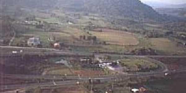 Vista aérea-Foto:Gelson