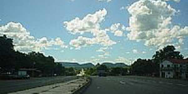 Estrada próxima à Tabaí-Foto:abmombach