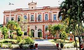 Taquara - Palácio Municipal Coronel Diniz Martins Rangel - Prefeitura de Taquara - Foto Magda Rabie