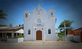 Tavares - Tavares-RS-Igreja de Santo Antônio-Foto:Ubirajara Buddin Cruz