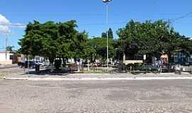 Tavares - Tavares-RS-Praça Central-Foto:Ubirajara Buddin Cruz