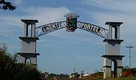 Tenente Portela - Tenente Portela-RS-Pórtico de entrada da cidade-Foto:Ubirajara Cruz