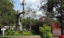 Tenente Portela - Tenente Portela-RS-Praça Tenente Bins-Foto:Ubirajara Cruz