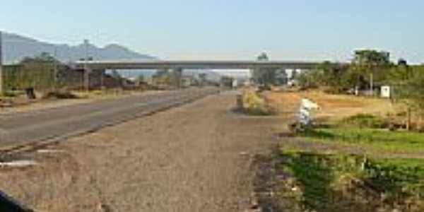 Viaduto da Rota do Sol-Foto:PACM BR101SCRS Geren…