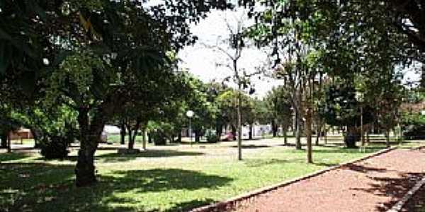 Tesouras-RS-Praça do distrito-Foto:Fredy Silva