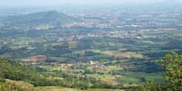 Vista da cidade de Teutônia-RS-Foto:pheylmann