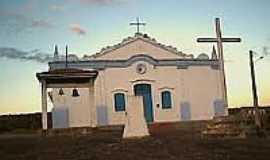 Massacara - Igreja da Santíssima Trindade em Massacara-Foto:museudocumbe.